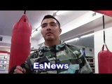 BAM BAM RIOS ON RONDA ROUSEY; MAYWEATHER RECENT COMMENTS; TALKS THURMAN VS GARCIA & SCARY CLOWNS