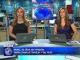 Justicia peruana dictó 40 días de prisión con fines de extradición contra Carlos P.C y su hijo