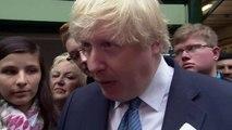 Boris Johnson 'genuinely alarmed' by Corbyn