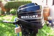 Mercury 9.9 2-Takt Langschaft