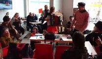 Un petit air d'accordéon à Tournai? Attention, ça va vous trotter dans la tête