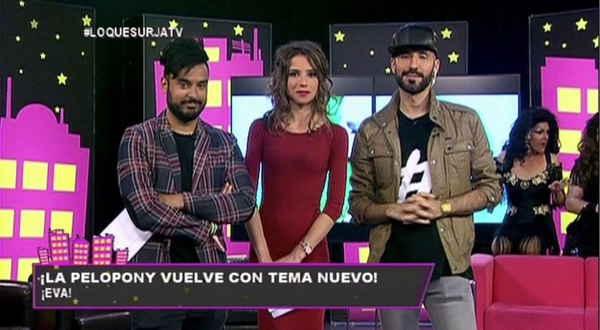 Lo Que Surja  09/5/2017 SANDRO REY (Parte 1)