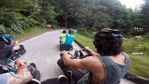 Mario Kart dans la vraie vie