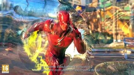 Présentation des modes de jeux de Injustice 2