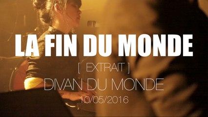 INA-ICH - La fin du monde (Extrait Live au Divan du Monde, Paris 10/05/2016)