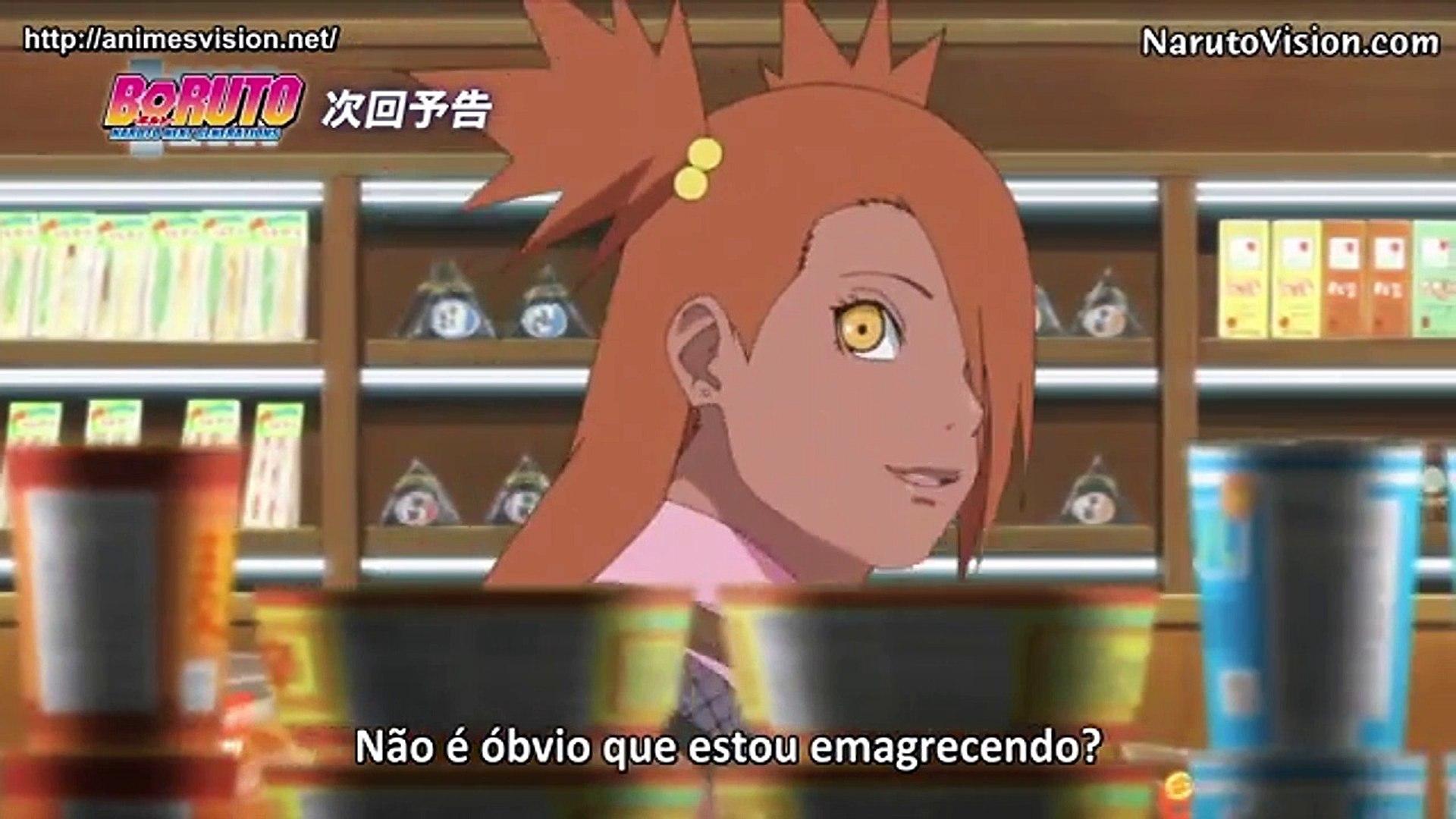 Boruto 7 Previa Portugues Naruto Next Generations