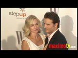 Jennie Garth and Peter Facinelli at Step Up Women's Network's 7th Annual Inspiration Awards