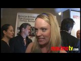 "Ashley Palmer Interview at ""Suing The Devil"" Los Angeles Premiere May 13, 2010"