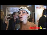 "Phoebe Price Interview at ""Suing The Devil"" Los Angeles Premiere May 13, 2010"