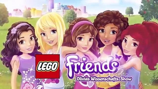 Lego Friends Deutsch ♥ Lego Friends Deutsch Film ♥ Lego Friends Deutsch Folgen ♥ Teil 1 part 2/2