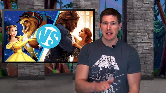 Beauty and the Beast (1991) VS Beauty and the Beast (2017) - Movie Feuds ep184