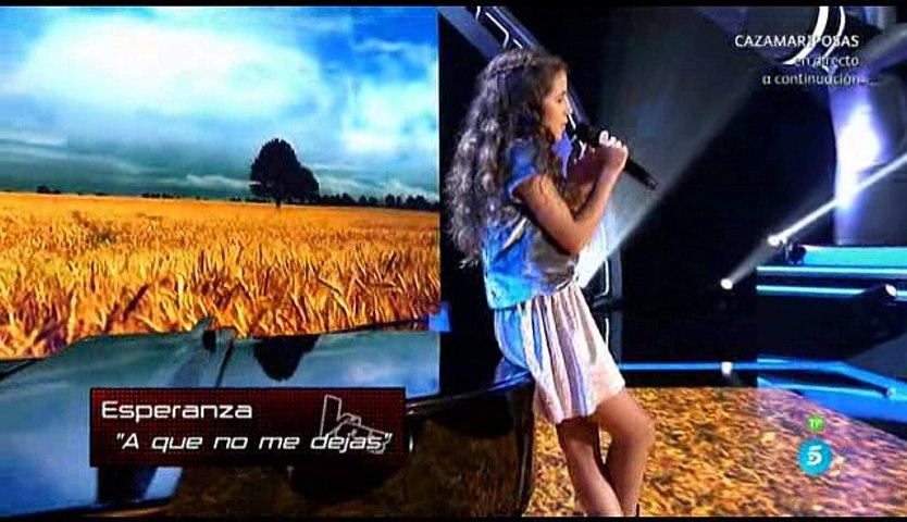 Esperanza Garrido - A que no me dejas