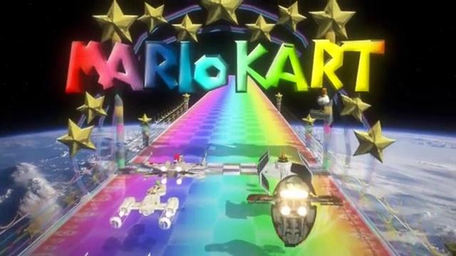 Star Kart – Star Wars + Mario Kart2