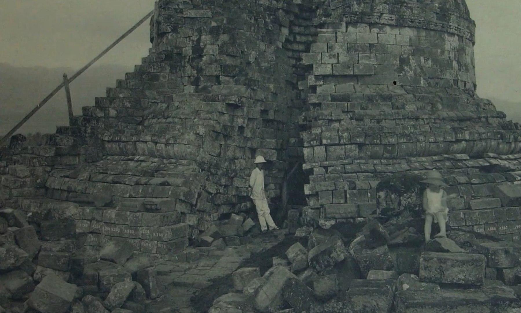 Fakta Borobudur