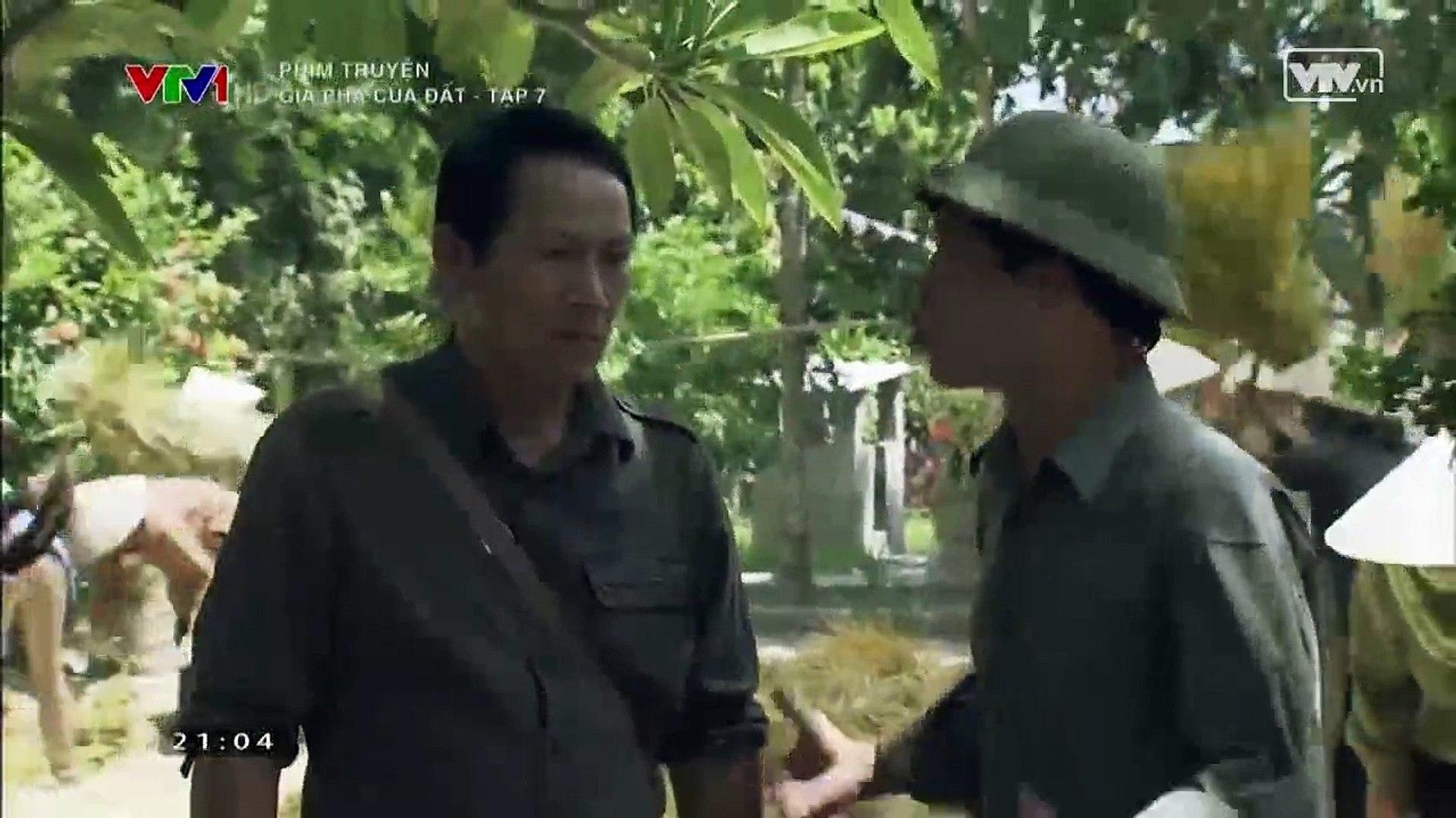 Gia phả của đất - Tập 7 - Phim VTV1