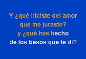 Y...  - Javier Solis (Karaoke)