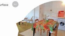 A vendre - Appartement - Fort mahon plage (80120) - 1 pièce - 22m²