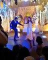 Farhan Saeed and His Sister Dancing on Balay Balay @ Farhan and Urwa Wedding