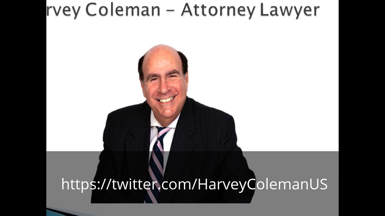 Harvey Coleman Attorney | Harvey Coleman Lawyer