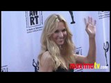 ALANA STEWART Talks About FARRAH FAWCETT at the 53rd Annual Genii Awards April 14, 2010