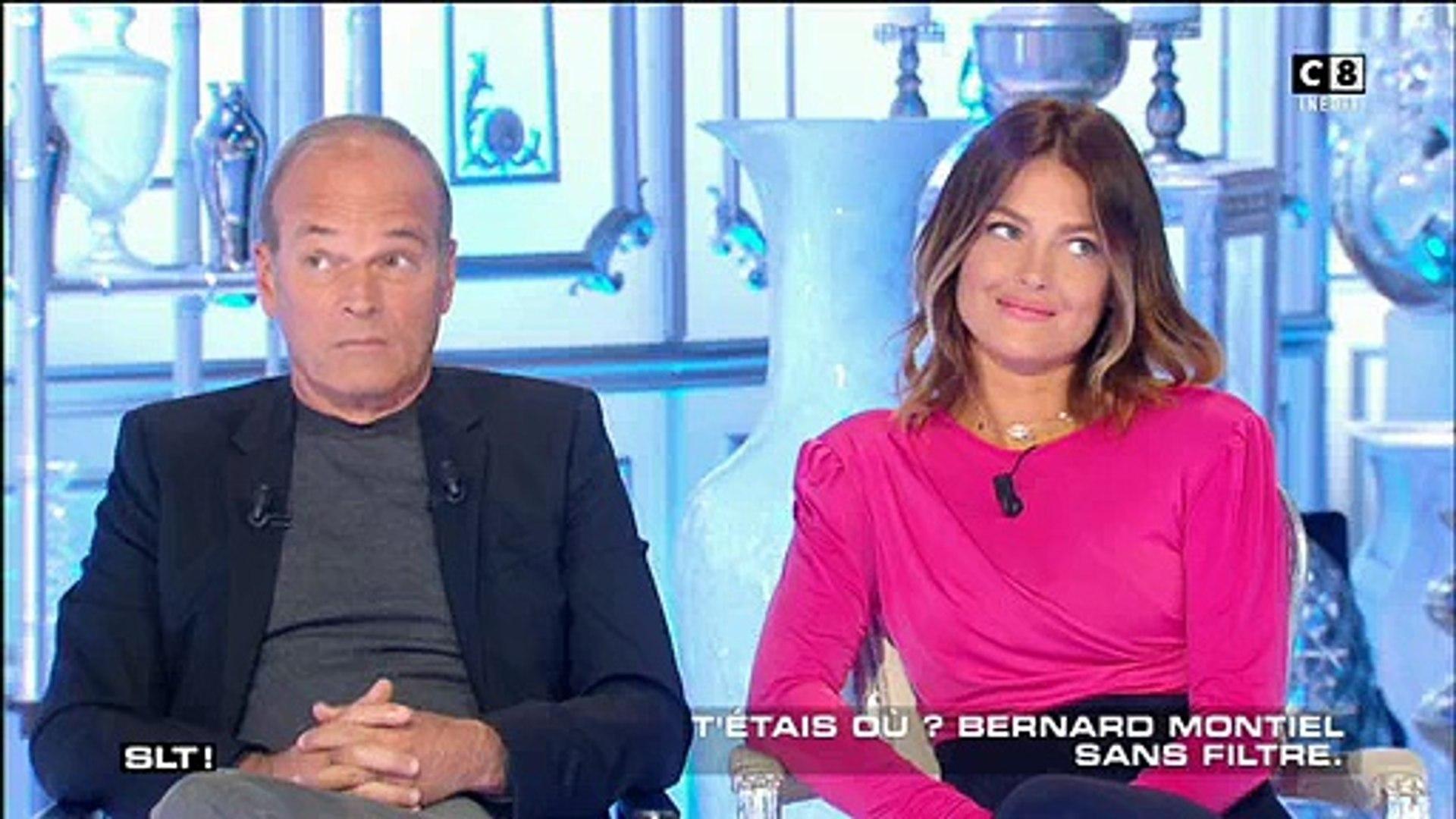 Bernard Montiel révèle qu'il est ami avec Brigitte Macron