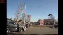 Car Crash very Shock dash camera 2015 NE op Speed Motor#16