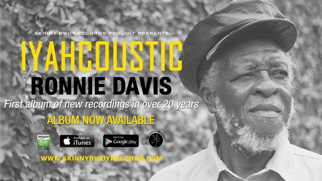 Ronnie Davis - False Leaders (Acoustic) (Iyahcoustic) Skinny Bwoy Records
