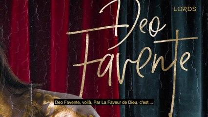 DANS L'OEIL DE KORIA #07 - SCH - Shooting de la pochette de Deo Favente