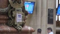 La Bolsa española amplía las caídas al mediodía y pone en peligro los 10.900 puntos
