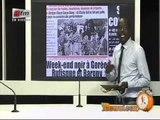 Yeewu Leen - 02 Mai 2014 - Revue de presse avec Mamadou M.Ndiaye