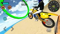 Motocross Beach Jumping 3D - simulation game by Mibejo Mobile - Android Gameplay HD | DroidCheat | Android Gameplay HD