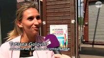 TPMP – Cyril Hanouna : Tatiana Golovin juge son niveau en tennis