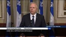 Départ de Pierre Beaudoin: Réaction de Jean-François Lisée