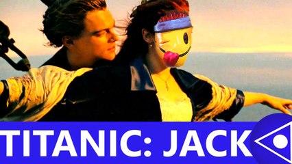 Conheça o VERDADEIRO JACK do 'filme' TITANIC (Só para os Fortes.)