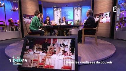 Les dîners de l'Élysée - Visites privées