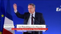 """""""On ne claque pas la porte au nez à un ancien Premier ministre"""" - Richard Ferrand"""