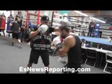 Kickboxing star Enrike Gogohia killing it - EsNews Boxing