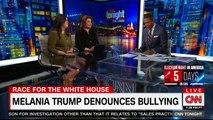 Ana Navarro destroys Melania Trump's cyberbullying speech hypocrisy- 'Her husband is crazy'