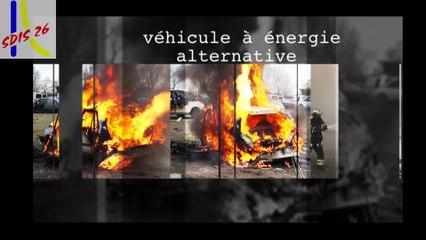 IUV - entrainement feu VEA