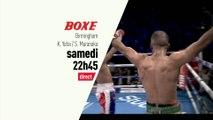 Boxe - Soirée Boxe : Grande soirée boxe à Birmingham bande annonce