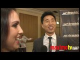 JAMES KYSON LEE Interview at 18th Annual Movieguide Awards Gala
