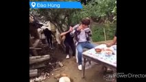 Funny Chinese videos - Prank chinese 2017 can't stop laugh