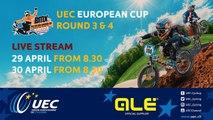 2017 UEC BMX EUROPEAN CUP Rounds 3 & 4 – Erp (Netherlands), Saturday - evening part
