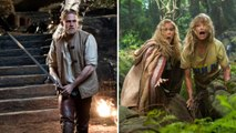 'King Arthur' Expected To Have a Weak $25 Million Box Office Debut | THR News