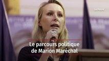 Portrait politique de Marion Maréchal