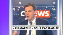 """Olivier Veran sur les investitures de la République En marche : il n'y a pas eu """"de tentative de débauchage"""" - L'invité de Laurence Ferrari"""