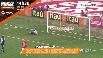 Porto busca camisa 10, Valdivia do Internacional é especulado, mas agente desmente
