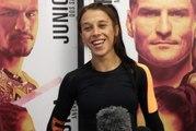 Joanna Jedrzejczyk plans on being a two-weight UFC champion
