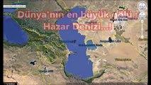 Dünya'nın en büyük Göl'ü hangisidir...