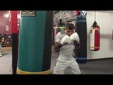 KICK BOXING Champ From Georgia Now At RGBA EsNews Boxing